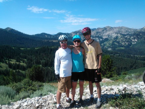 Family Crest Ride, UT
