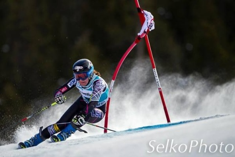 Beaver Creek giant slalom Photo Credit: SelkoPhoto