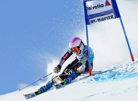 First time scoring World Cup points in three years!  St. Moritz, Switzerland