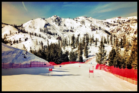 U.S. National Championships in Squaw Valley California