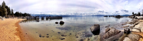 Beautiful Lake Tahoe