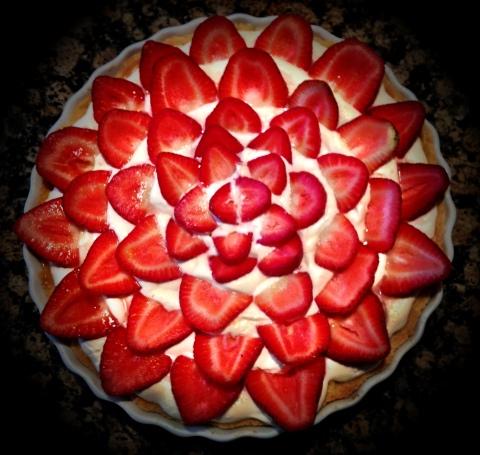 I made dessert!