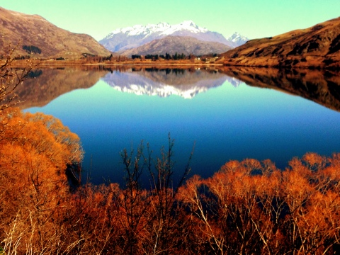 Lake Hayes, Queenstown <3