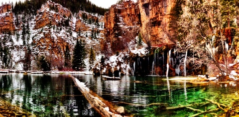 I finally checked the Hanging Lake hike off my bucket list!