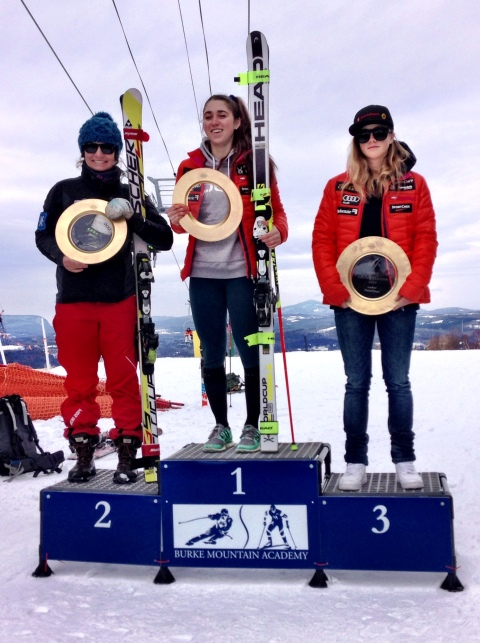 Second Place in the Overall North American Cup Giant Slalom standings gives me a guaranteed World Cup start for the 2015-16 season!