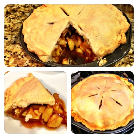 Fall Baking = Apple Pie
