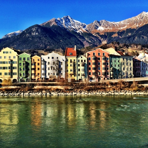 And then off to Europe! Where we spent Christmas in Innsbruck Austria.