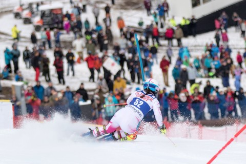 Slalom 2016 Audi FIS World Cup - Killington, VT Photo © Reese Brown