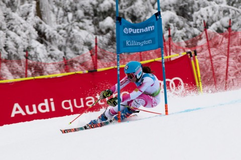 GS 2016 Audi FIS World Cup - Killington, VT Photo © Reese Brown