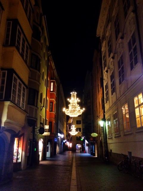 Innsbruck Austria's Famous Christmas Market